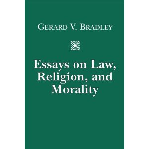 Law and morals essay