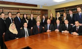 Colloquium with Justice Scalia