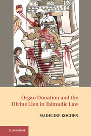 Organ Donation and the Divine Lien
