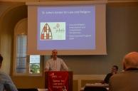 Professor Mark L. Movsesian addresses the class