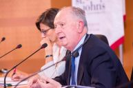 Rector Giuseppe Dalla Torre delivers concluding remarks