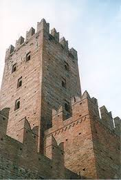 Farnese Tower, Castell'Arquato, Parma