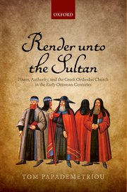 Render Unto the Sultan