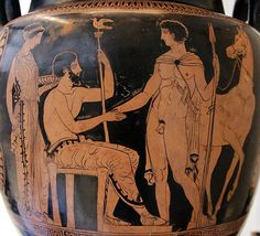 Theseus in discussion