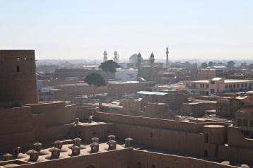 Herat is a city with ancient roots, located in Afghanistan's most western province along the Iranian border.