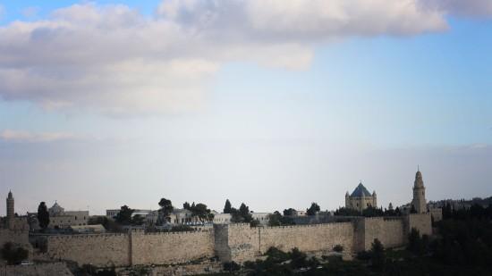 Old City Walls
