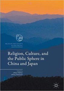 Religion Culture and the Public Sphere in China and Japan
